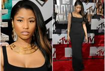 Naturalna i odchudzona Nicki Minaj na MTV Movie Awards 2014